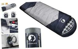 CANWAY Sleeping Bag with Compression Sack, Lightweight and z
