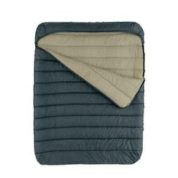 Queen Cold Weather Sleeping Bag Bed-in-a-Bag with Pillow Out