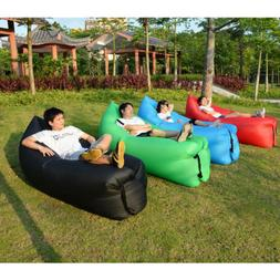 Promotion Inflatable Air Bed Sofa Camping Travel Holiday Bea