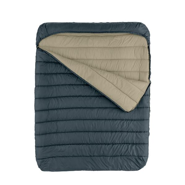 2 person sleeping bag queen size camping