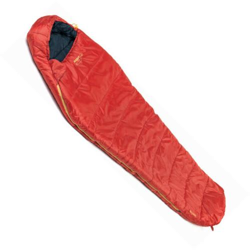 basecamp camping and hiking survival supersoft ruby