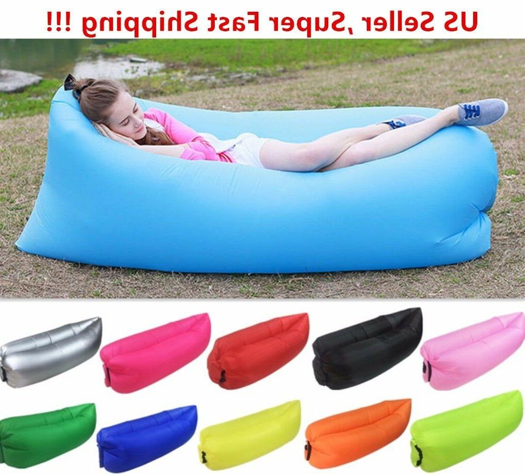 inflatable lounge couch indoor or outdoor air