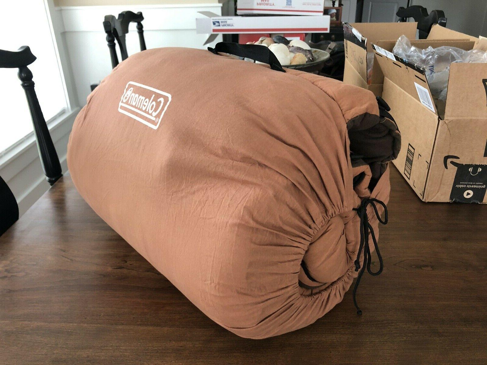 NEW Coleman Weather Camping Bag
