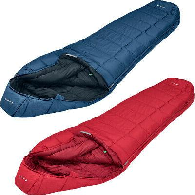 sioux 1000 synthetic fill left zipper camping