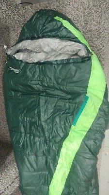 Therm-a-rest CENTARI 5 Degree Synthetic Sleeping Bag- NEW Ba
