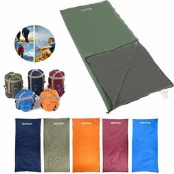 Lightweight Sleeping Bag Camping Backpacking Compact Travel