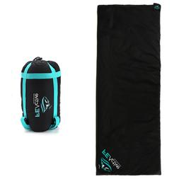 FE Active - Sleeping Bag Extremely Lightweight Camping Warm