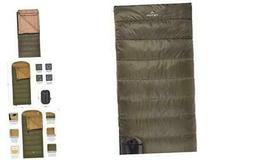 TETON Sports Celsius XXL Sleeping Bag; Great for Family Camp