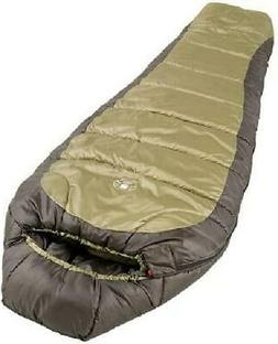 Zero Degree Sleeping Bag 0°F Mummy for Big and Tall Adults